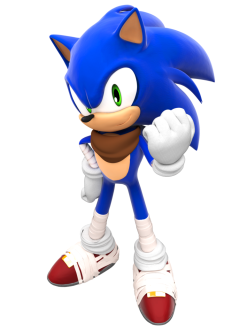 Character Mods Sonic World