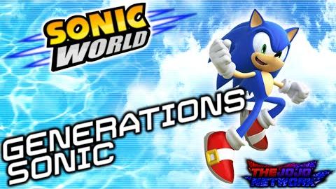 Older Character Mods | Sonic World